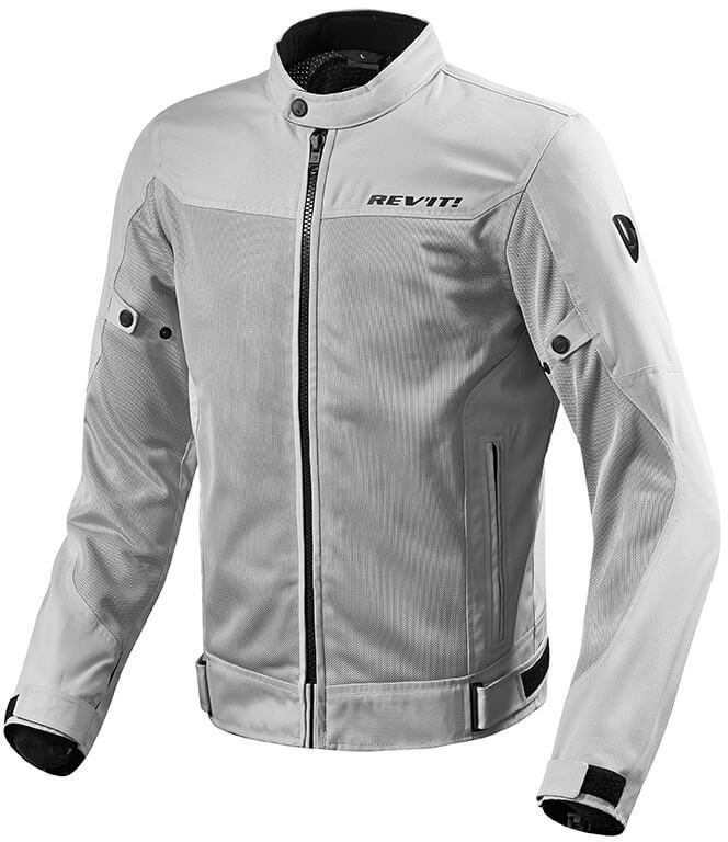 REV'IT Eclipse Jacket Silver