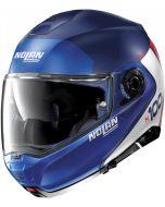 Nolan N100-5 Plus Distinctive N-Com Imperial Blue 029