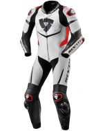 REV'IT Scorpio One Piece White/Red