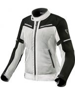 REV'IT Airwave 3 Jack Ladies Silver/Black
