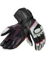 REV'IT Xena 3 Gloves Ladies Black/White