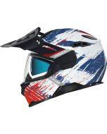 NEXX X.VILIJORD Mudvalley White/Blue/Red