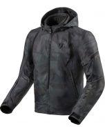 REV'IT Flare 2 Jacket Black Camo/Grey