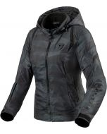 REV'IT Flare 2 Ladies Jacket Black Camo/Grey