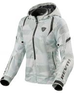 REV'IT Flare 2 Ladies Jacket Camo Grey/White
