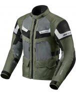 REV'IT Cayenne Pro Jacket Green/Black