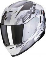 Scorpion EXO-520 AIR Cover White/Silver