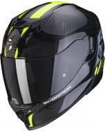 Scorpion EXO-520 AIR Laten Black/ Neon Yellow