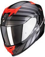 Scorpion EXO-520 AIR Shade Black/Red