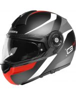 Schuberth C3 Pro Sestante Black/Red 123