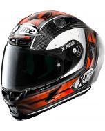 X-Lite X-803 RS ULTRA CARBON Replica A.Canet - Black/Red 30