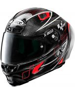 X-Lite X-803 RS ULTRA CARBON Moto GP Black/Red/White 31