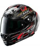 X-Lite X-803 RS ULTRA CARBON SBK Black/Red 32