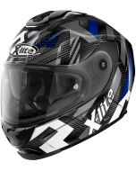 X-Lite X-903 ULTRA CARBON Creek N-Com Black/White/Blue 38