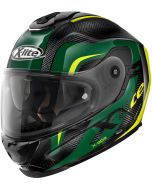 X-Lite X-903 ULTRA CARBON Maven N-Com Black/Green/Yellow 43