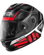 X-Lite X-903 ULTRA CARBON Cheyenne Black/Red/White 44