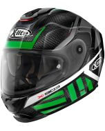 X-Lite X-903 ULTRA CARBON Cheyenne Black/Green/White 46