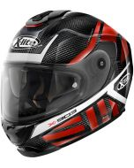 X-Lite X-903 ULTRA CARBON Cheyenne Black/White/Red 48