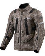 REV'IT Sand 4 H2O Jacket Camo Brown