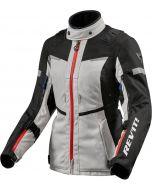 REV'IT Sand 4 H2O Ladies Jacket Silver/Black