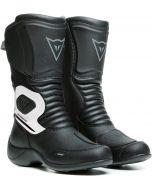 Dainese Aurora Lady D-WP Boots Black/White 622