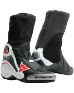 Dainese Axial D1 Boots Black/White/Red Lava A66