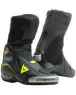 Dainese Axial D1 Boots Black/Yellow Fluo 620