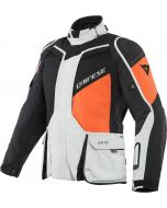 Dainese D-Explorer 2 Gore-Tex Jacket Glacier Gray/Orange/Black 76C