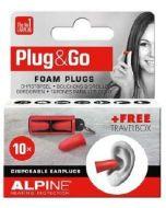 Alpine MotoSafe earplugs Plug&Go
