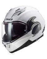 LS2 FF900 Valiant II Single Mono Gloss White