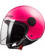 LS2 OF558 Sphere Lux Single Mono Gloss Pink
