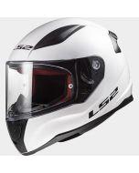 LS2 FF353 Rapid Single Mono Gloss White