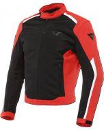 Dainese Hydraflux 2 Air D-Dry Jacket Black/Lava Red B78