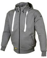 Booster Core kevlar hoodie Ladies Grey