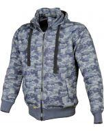 Booster Core kevlar hoodie Marine Blue