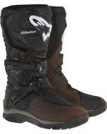 Alpinestars Corozal Adventure Drystar Boots Oiled Leather Brown/Black 82