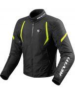 REV'IT Jupiter 2 Jacket Black/Neon Yellow