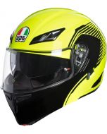 AGV Compact ST Vermont Yellow Fluo/Black 008