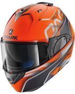 Shark Evo-One 2 Keenser Matt Orange/Black/Anthracite OKA