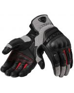 REV'IT Dirt 3 Gloves Black/Red
