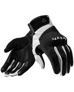 REV'IT Mosca Gloves Black/White