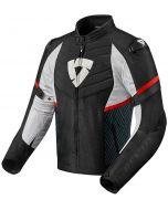 REV'IT Arc H2O Jacket Black/Red