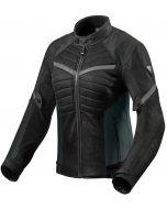 REV'IT Arc Air Ladies Jacket Black/Grey