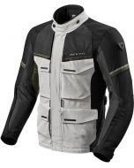 REV'IT Outback 3 Jacket Silver/Green