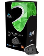 Cardo Packtalk Slim JBL Twin Pack