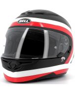 BELL RS2 Crave Matt/Gloss Black/White/Red