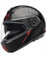 Schuberth C4 Pro Carbon Fusion Red 883