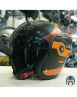 ROOF RO9 Boxxer Fuzo Mat Black/Orange