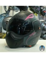 ROOF RO9 Boxxer Viper Mat Black/Pink