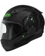 ROOF RO200 Carbon Panther Black/Green Fluo
